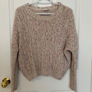Sweaters - Noisy May cropped knit sweater